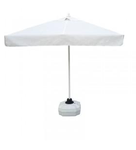 200x200  Kare Havuz Şemsiyesi