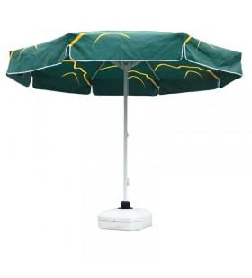 300 Cm Çap Yeşil Renk Mega Havuz Şemsiyesi