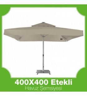 400x400 Etekli Mega Havuz Şemsiyesi