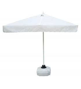 250x250 Kare Etekli İpli Makaralı Şemsiye