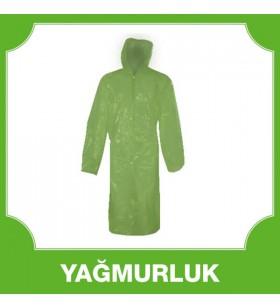 Kullan At Yağmurluk Yeşil