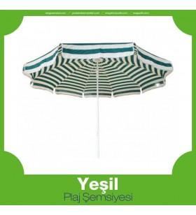 Yeşil Plaj Şemsiyesi